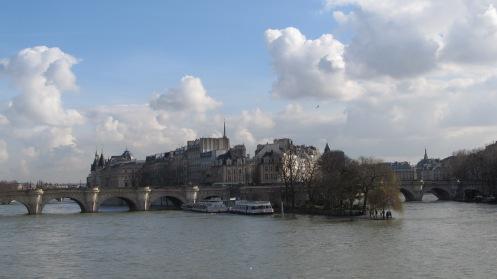 Sweet Seine side